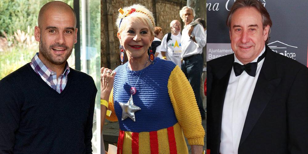 10 Famosos independentistas catalanes