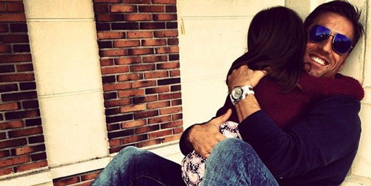 David Bustamante recupera la sonrisa gracias a su hija Daniella tras su mala racha