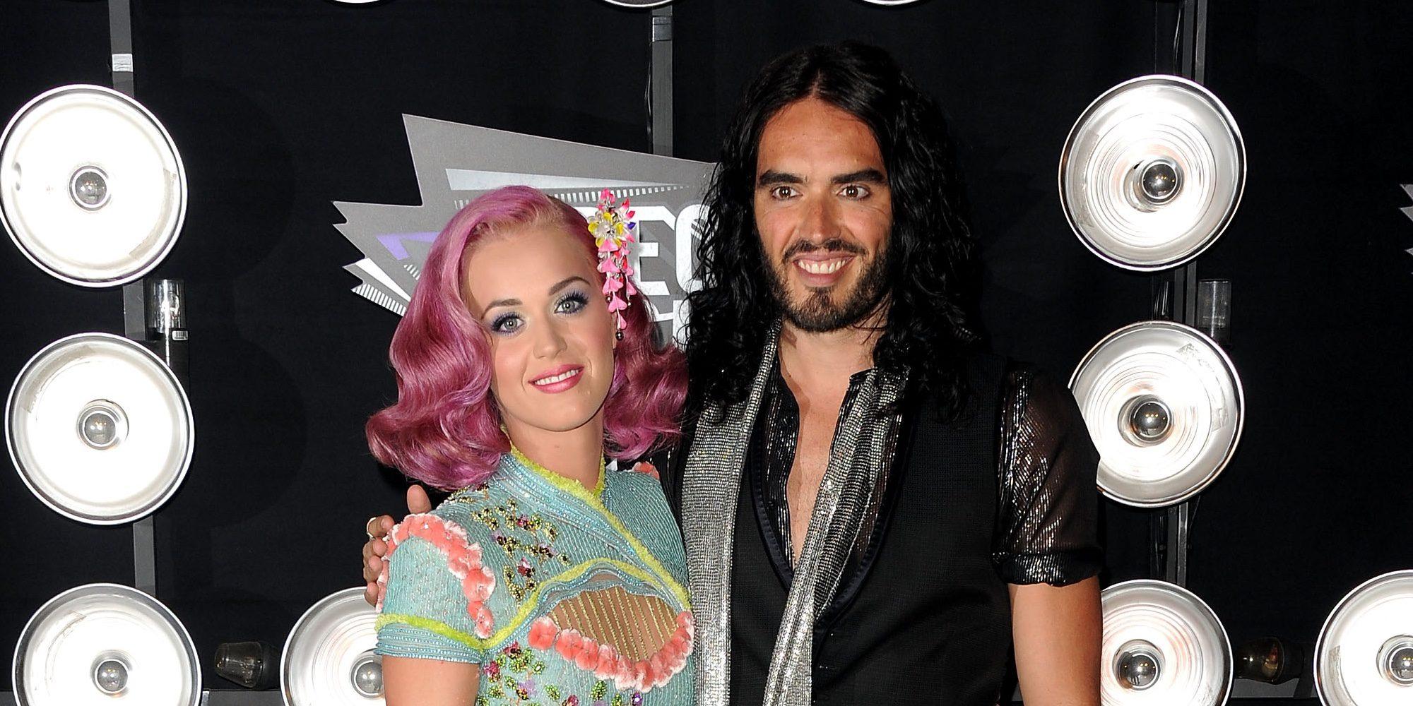 """Russel Brand quiere retomar el contacto con Katy Perry: """"Estoy abierto a la reconciliación"""""""