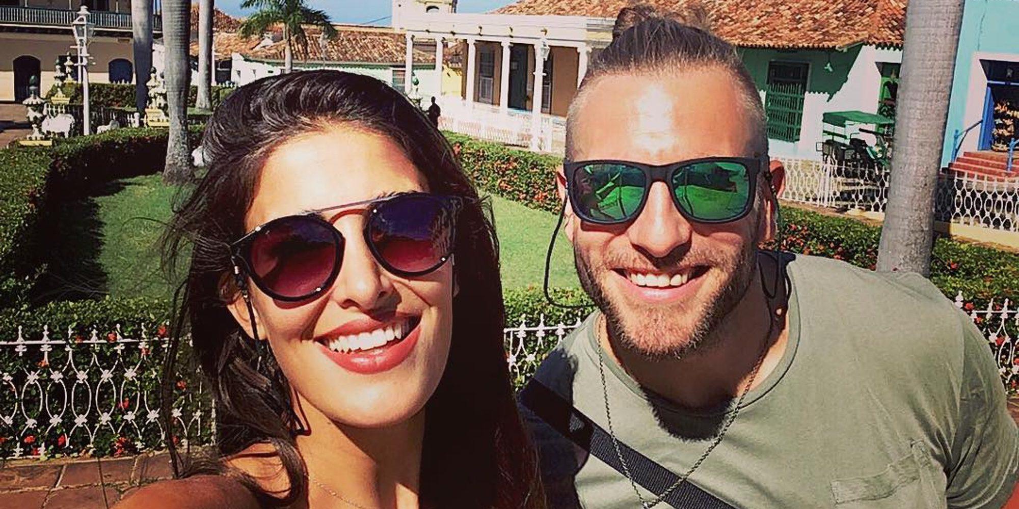 La odisea de Lidia Torrent y Matías Roure ('First Dates') al quedarse atrapados en Cuba por el huracán Irma