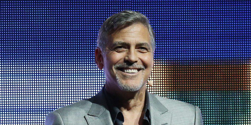 """George Clooney: """"Amal Alamuddin está todo el día dando el pecho a los mellizos. Yo les doy paseos"""""""