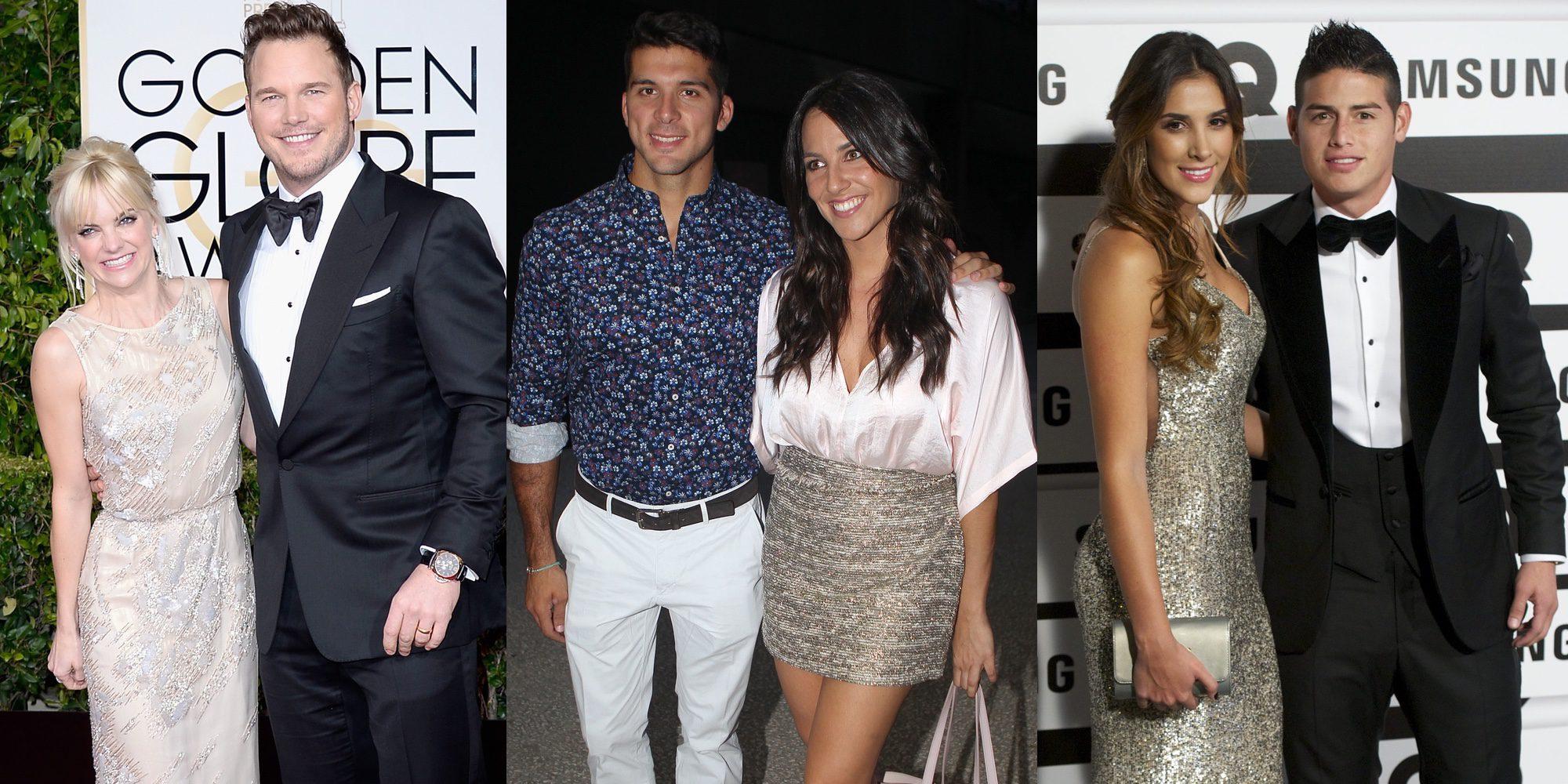 Irene Junquera y Cristian Toro, Chris Pratt y Anna Faris... Las rupturas del verano
