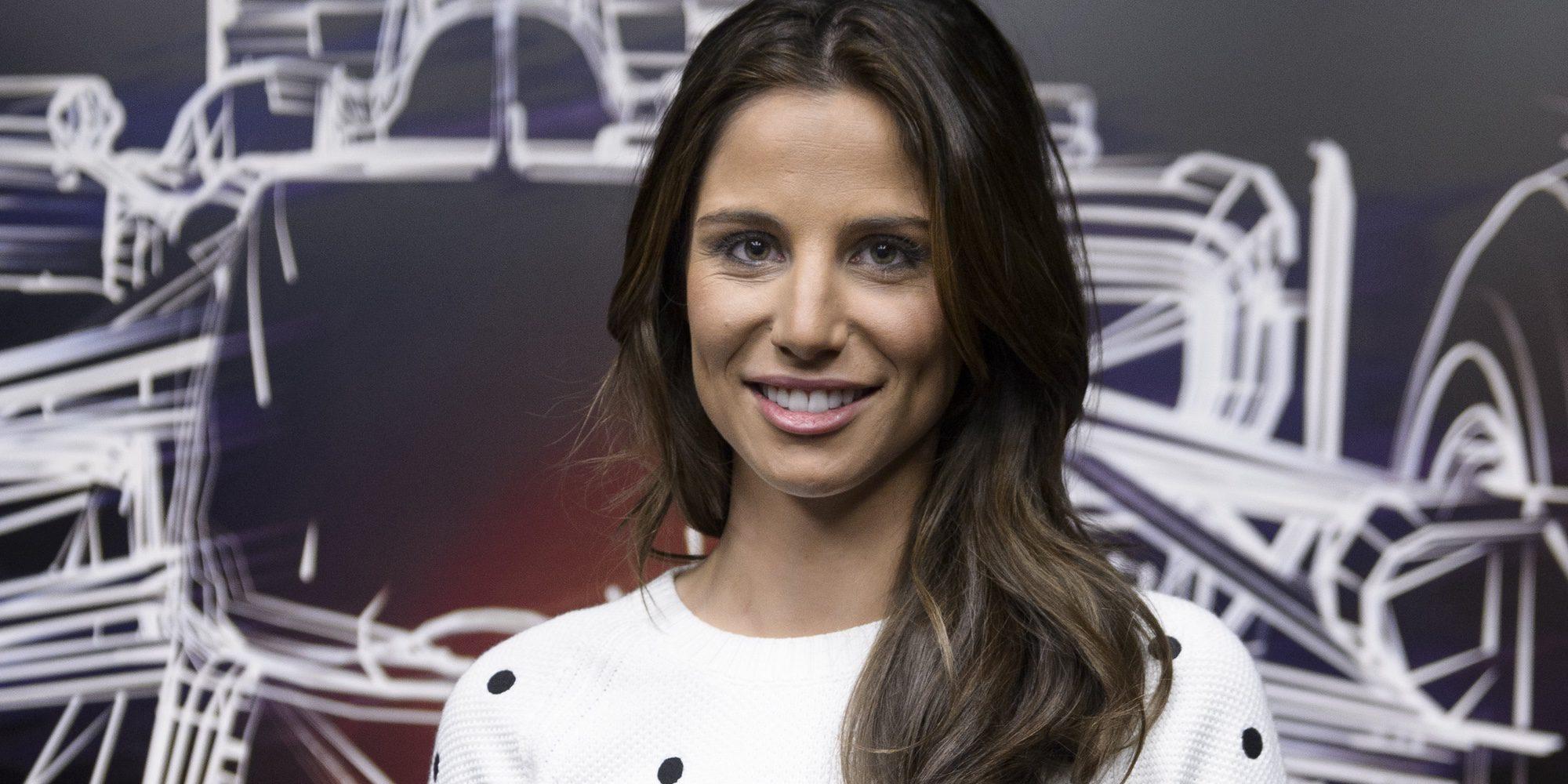 """Lucía Villalón, sobre el periodismo deportivo: """"Nadie ha tenido una mala palabra conmigo por ser mujer"""""""