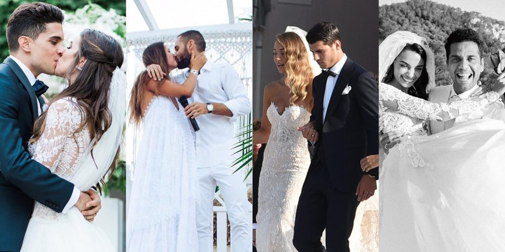 Las bodas del verano 2017: Todas las parejas de celebrities que se han dado el 'sí quiero'