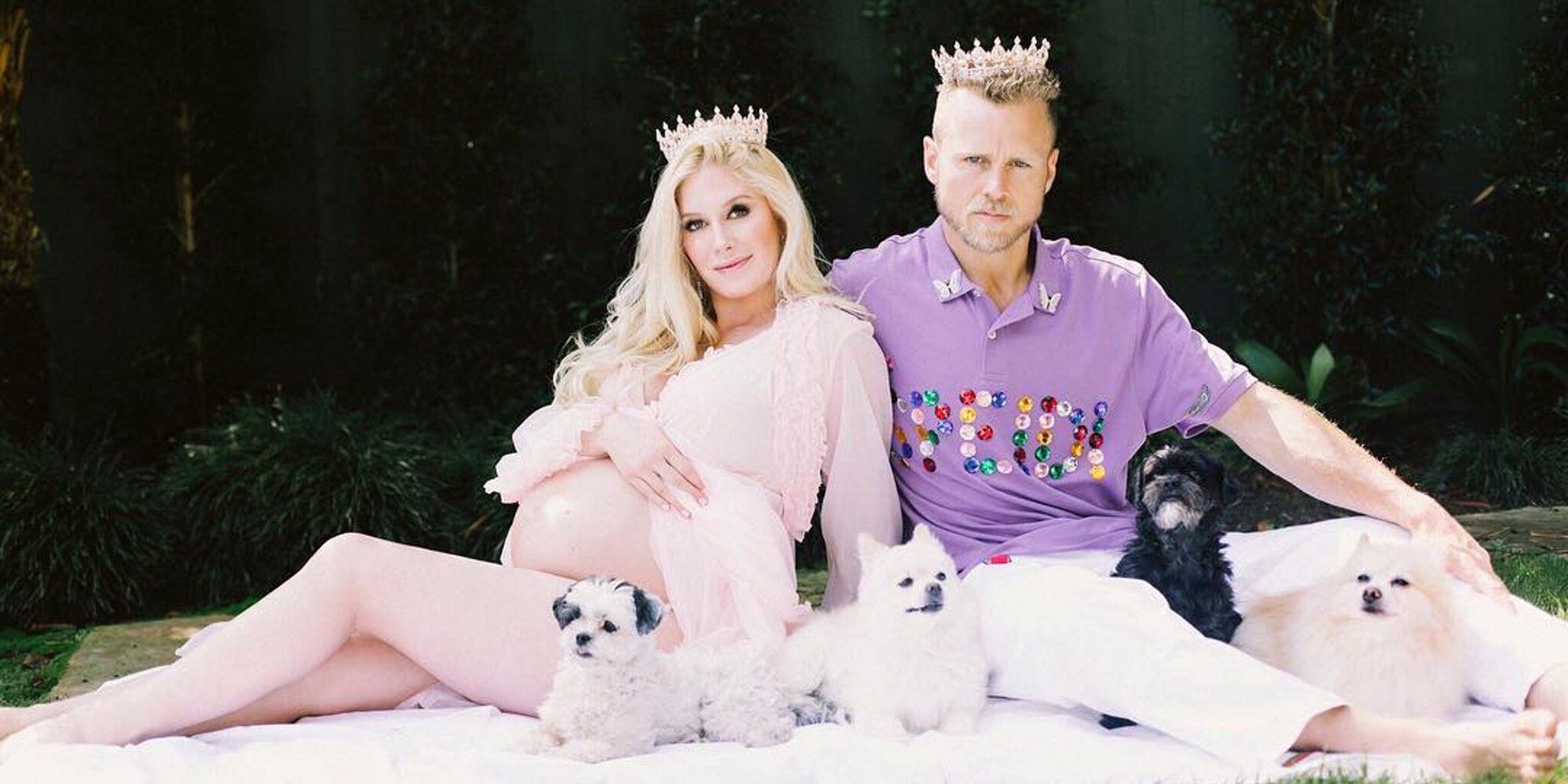 Heidi Montag y Spencer Pratt anuncian el nacimiento de su primer hijo