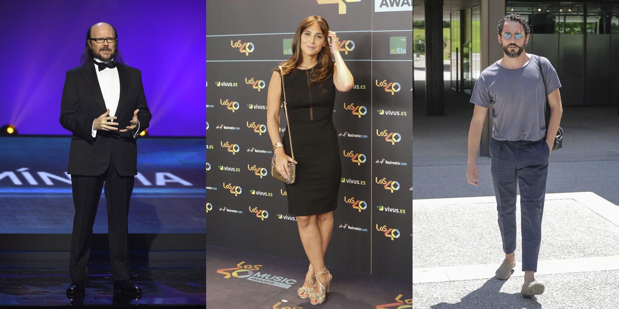 Piqué, Tamara Falco, Paco León... Así se han manifestado los famosos sobre el 1-O