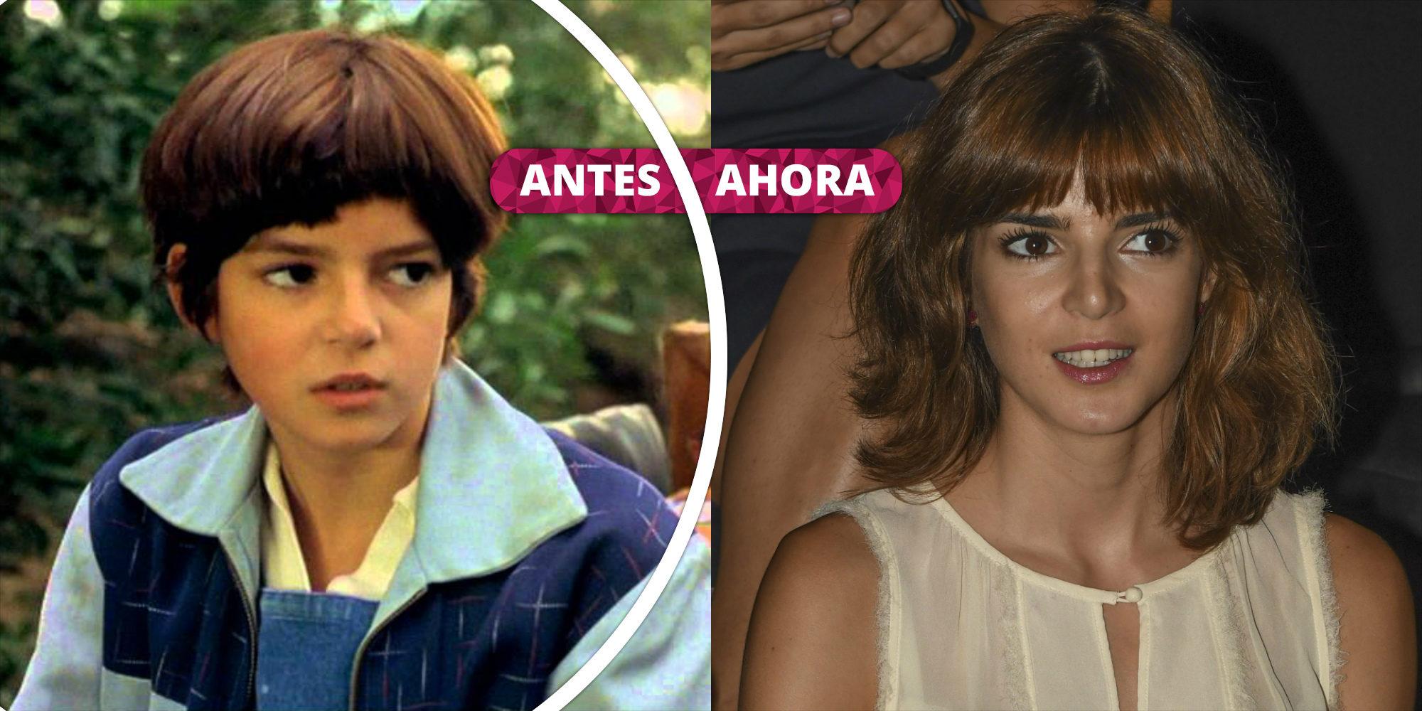 Así ha cambiado Clara Lago: De sus inicios en 'Compañeros' y 'El viaje de Carol' a la actualidad