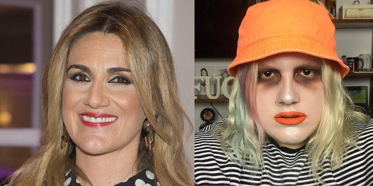 Enemigas íntimas: Carlota Corredera y la youtuber Soy una pringada