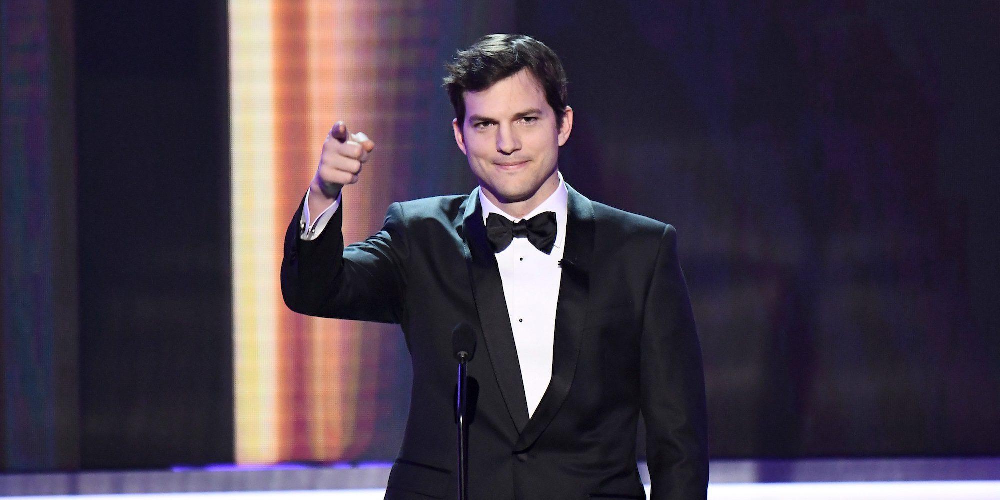 Ashton Kutcher se posiciona en contra de las armas tras el tiroteo de Las Vegas