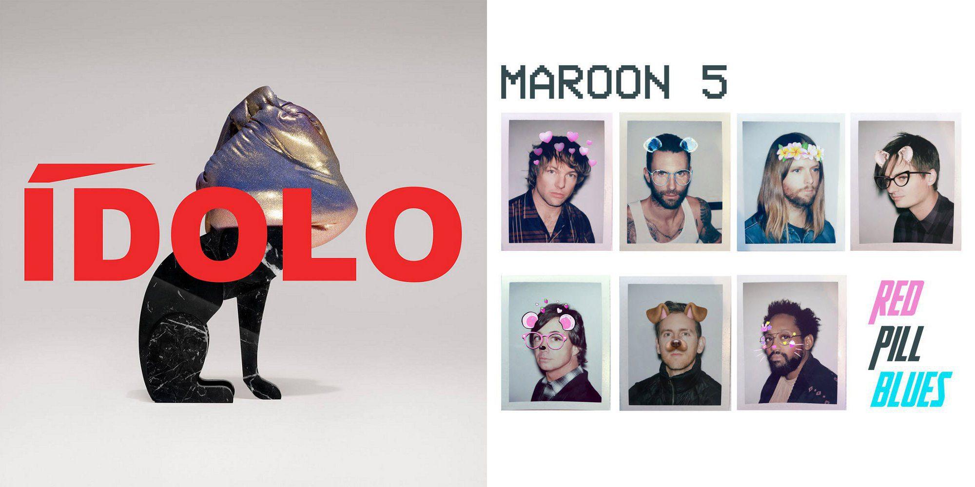 C.Tangana, Maroon 5, Sam Smith y P!nk renuevan la industria musical con sus nuevos trabajos