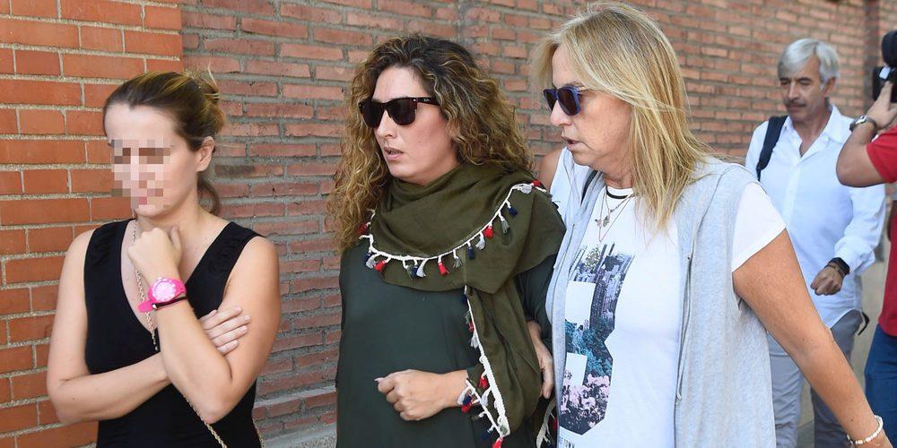 Estrella Morente, Lydia Lozano e Imanol Arias visitan a Antonio Carmona y apoyan a Mariola Orellana