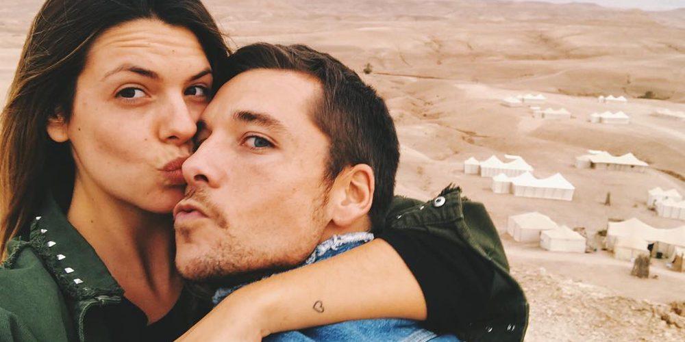 El novio de Laura Matamoros, Benji Aparicio, pide disculpas a la reportera a la que ofendió