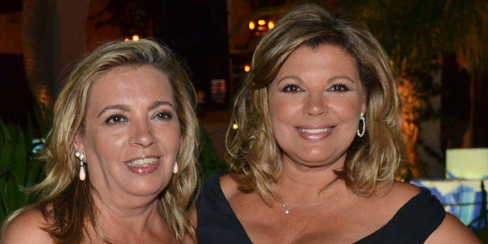 Terelu Campos y Carmen Borrego, dos hermanas enfrentadas por Kiko Matamoros