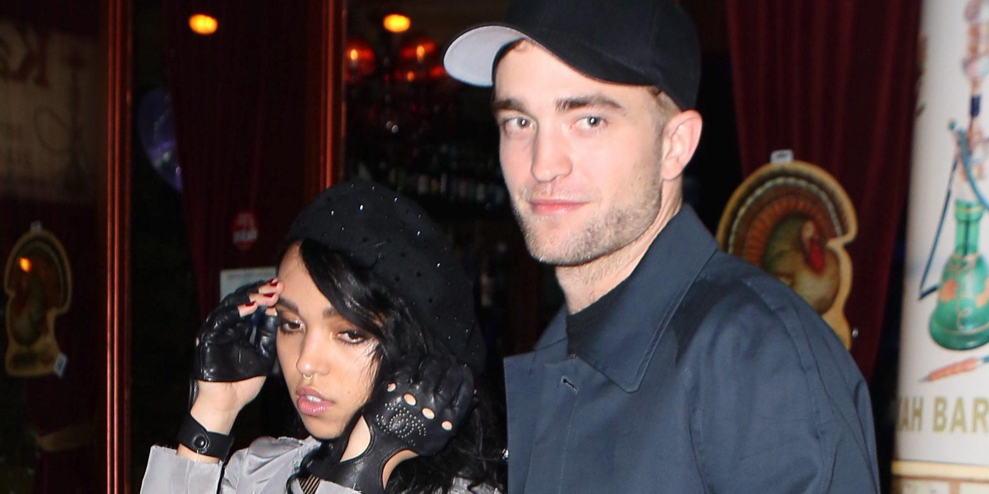 Robert Pattinson y FKA Twigs han roto