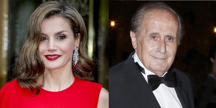 Enemigos Íntimos: La Reina Letizia y Jaime Peñafiel, una relación marcada por el desprecio