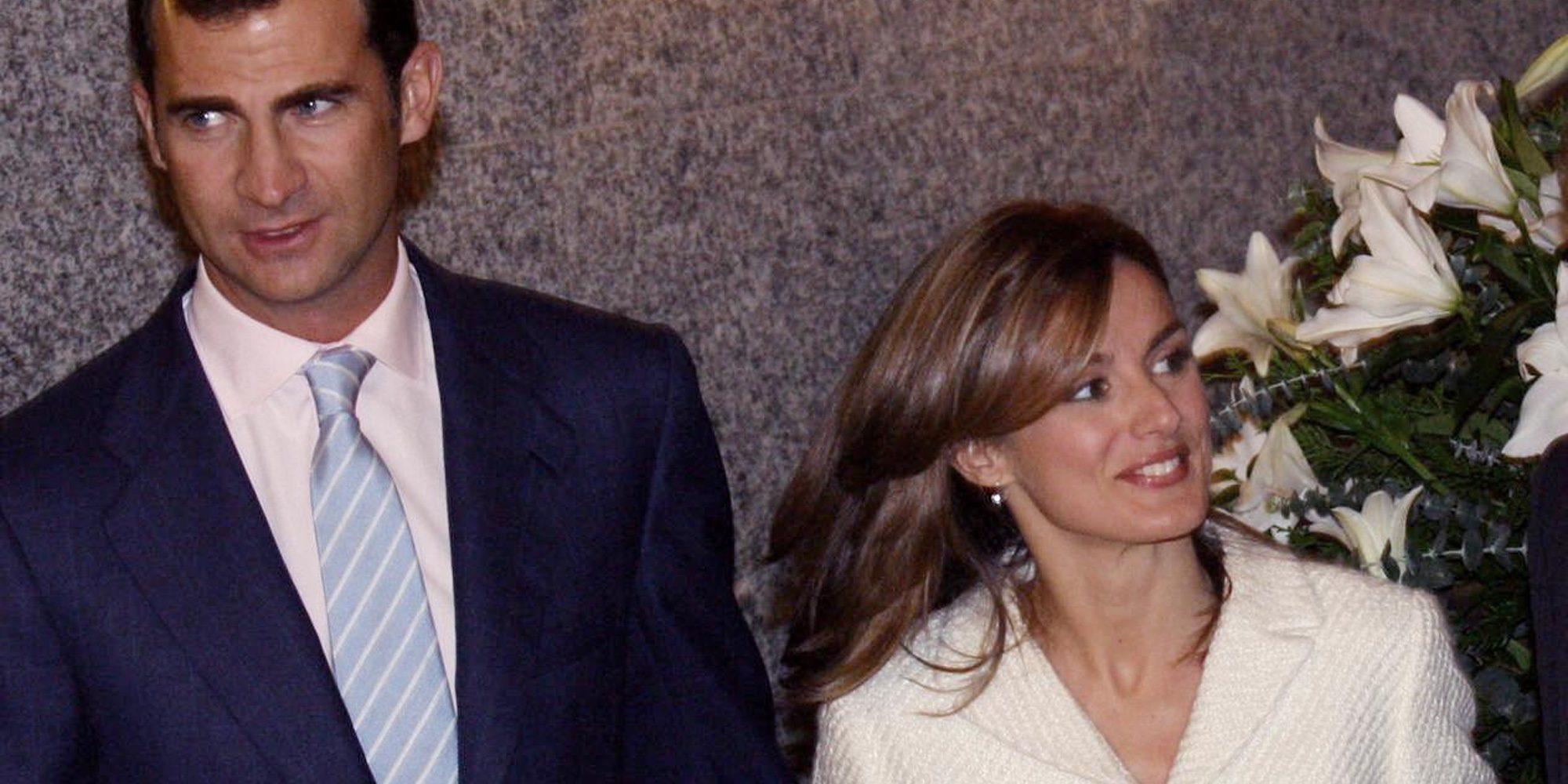 Los Reyes Felipe y Letizia celebran su aniversario secreto: la noche en la que empezó todo