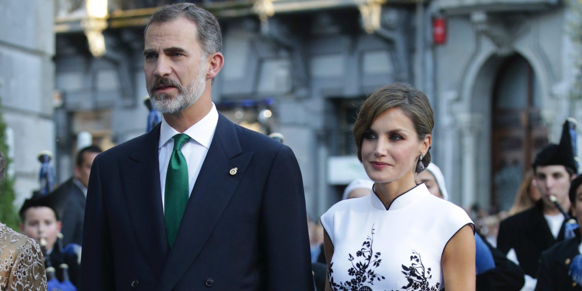 Los Reyes Felipe y Letizia entregan los Premios Princesa de Asturias 2017 con sorpresa incluida