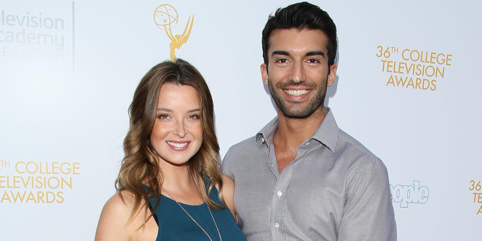 Justin Baldoni ('Jane the Virgin') y Emily se convierten en padres por segunda vez