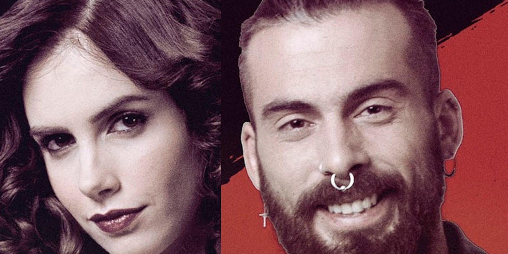 Carlota y Jose María protagonizan la primera hora sin cámaras de 'GH Revolution'