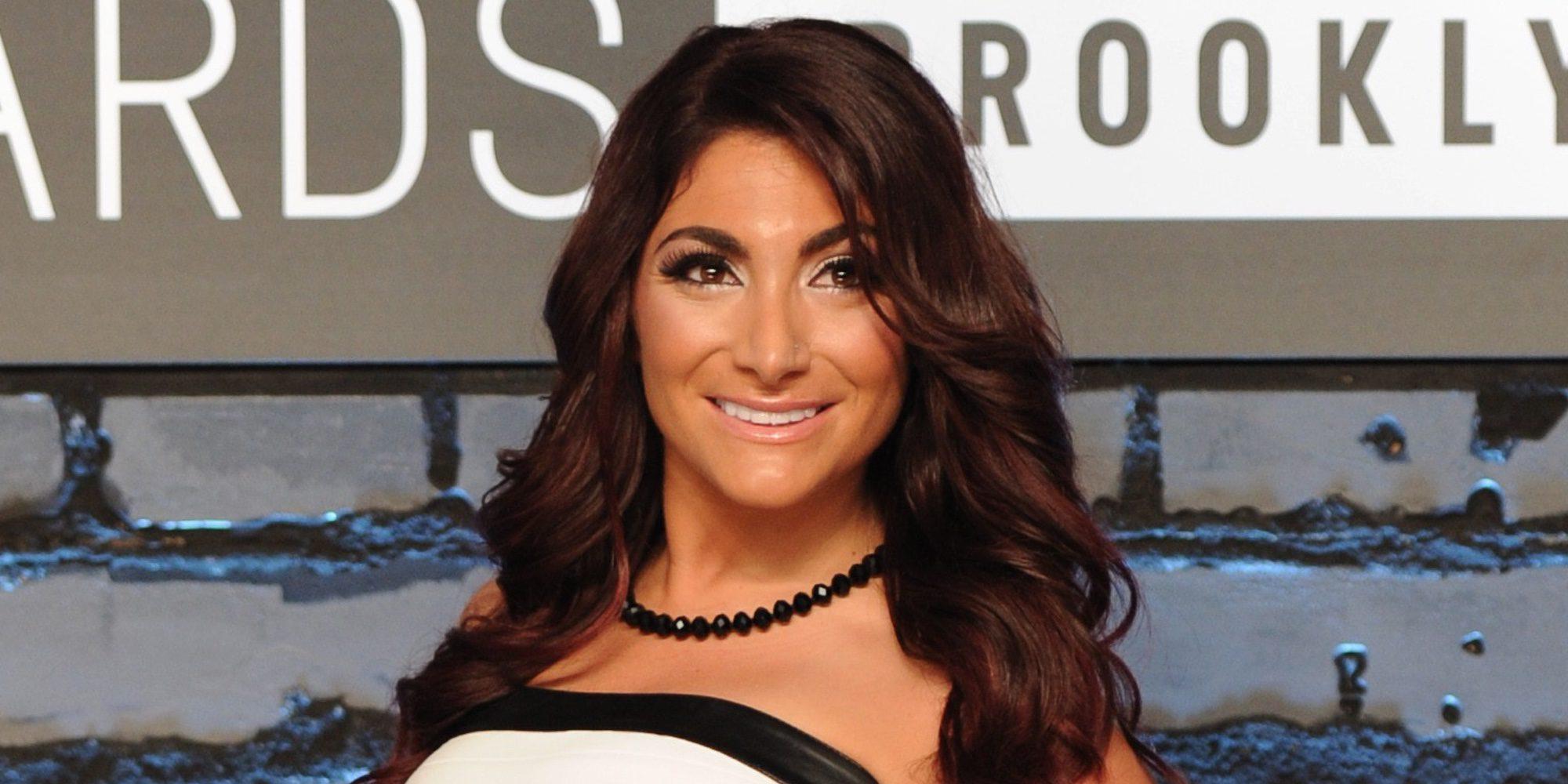 Deena Cortese ('Jersey Shore') se ha casado con Chris Buckner