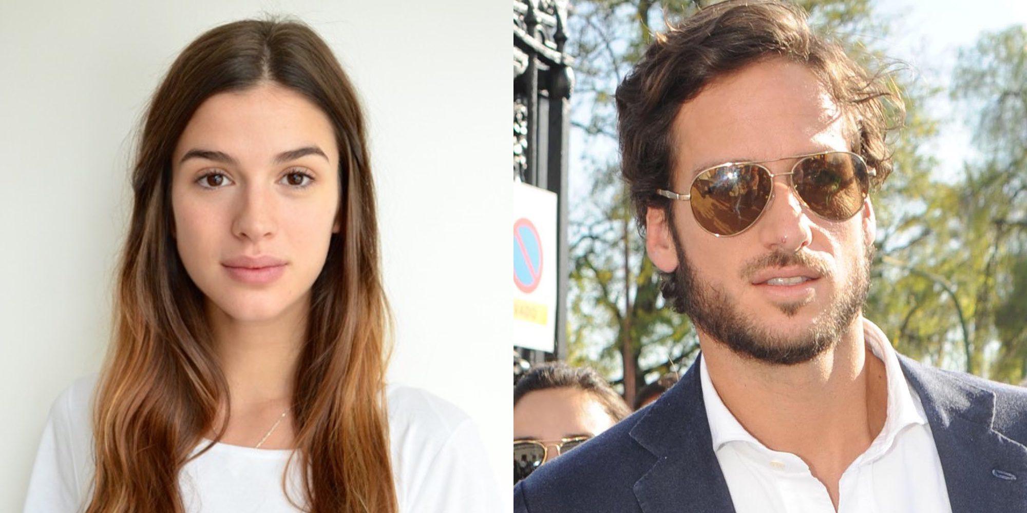 Feliciano López tiene una nueva ilusión en su vida: Se llama Sandra Gago, es modelo y tiene 22 años