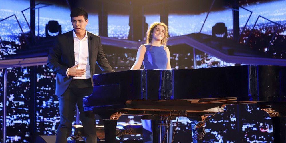 La especial y dulce actuación de Amaia y Alfred en 'Operación Triunfo'