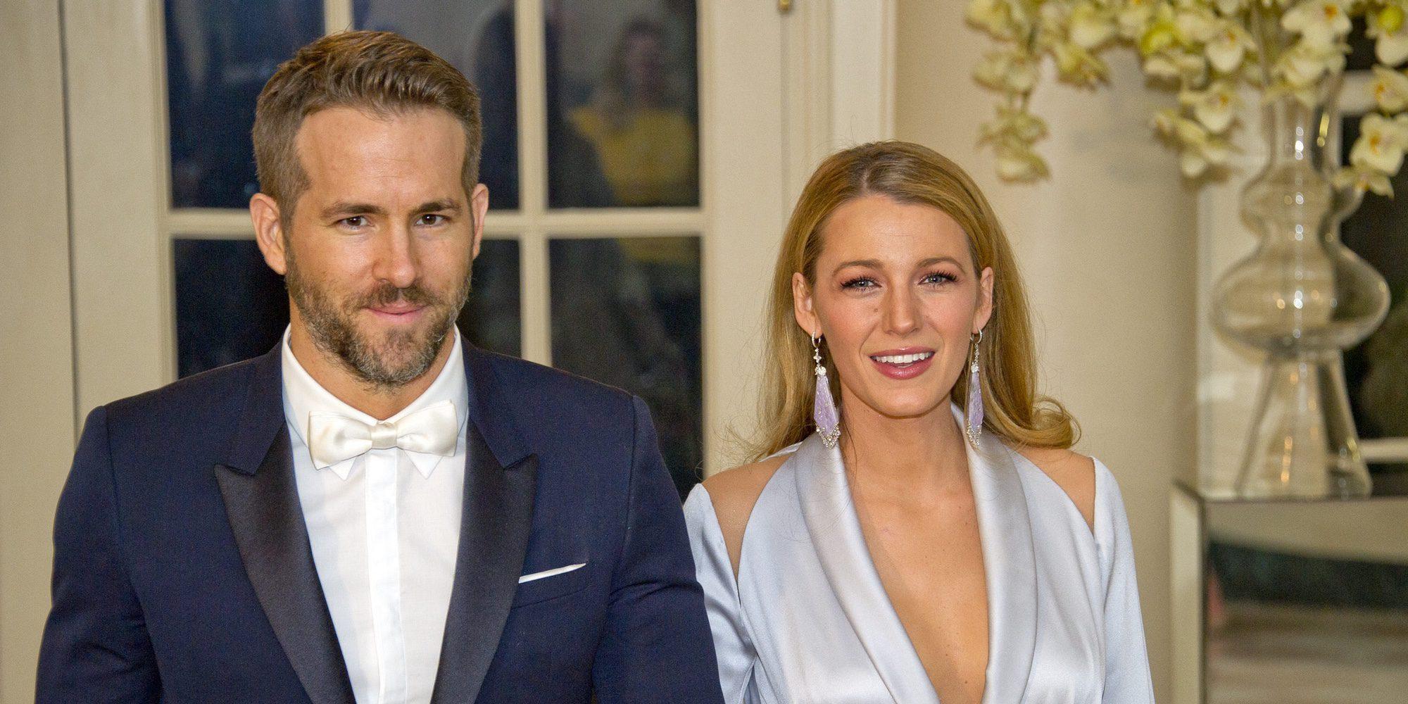 Ryan Reynolds se burla del nuevo look de su mujer, Blake Lively, para su próxima película