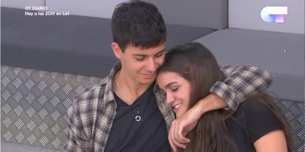 El amor llega a la academia de 'Operación Triunfo 2017': Amaia y Alfred se han besado