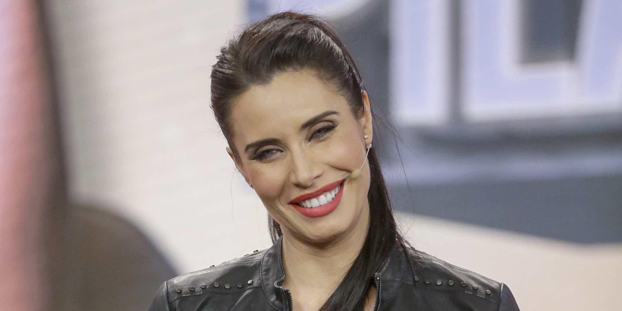 Pilar Rubio, una premamá muy intrépida y con mucha puntería
