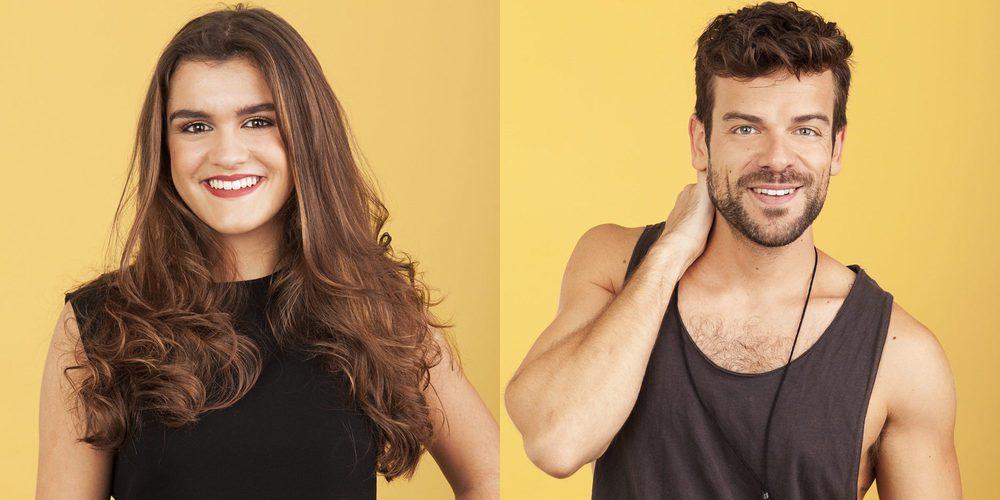 Amaia pilla desnudo a Ricky en la cama en 'Operación Triunfo'