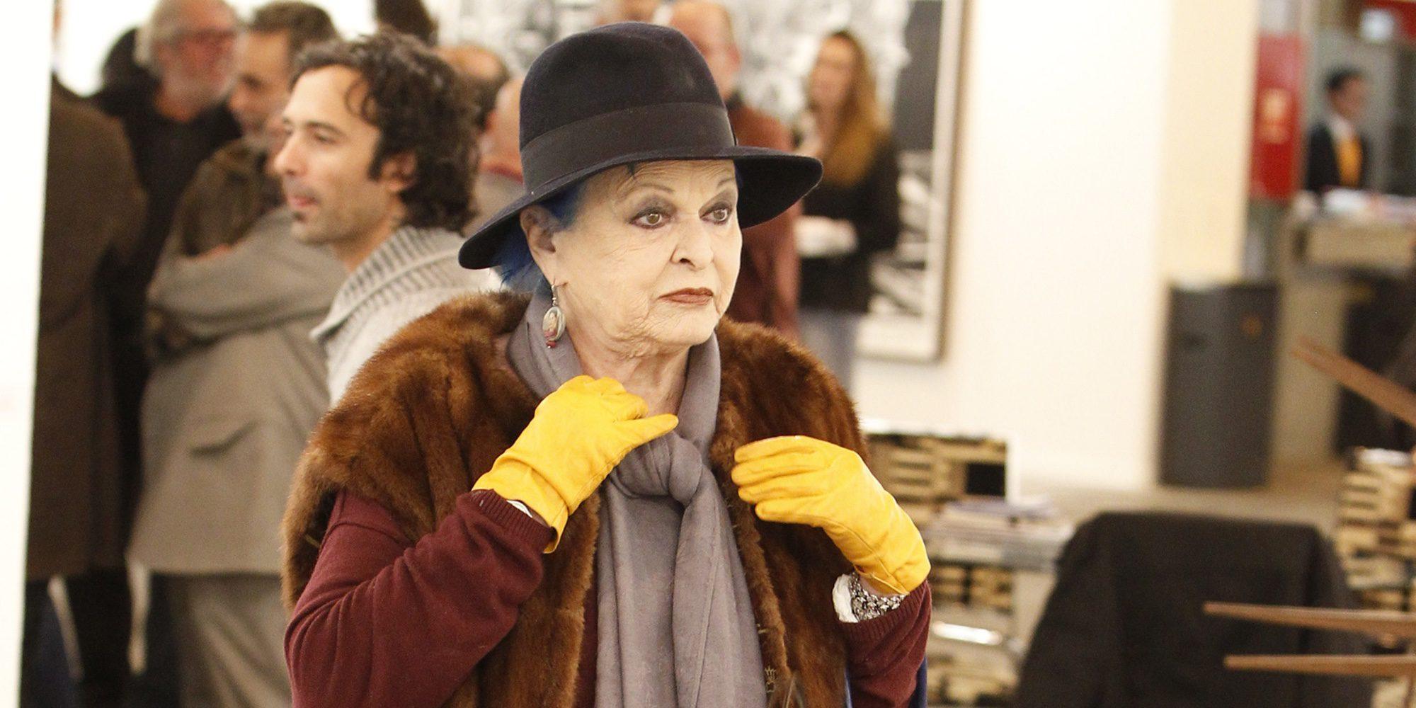 La Fiscalía pide 2 años de cárcel para Lucía Bosé por vender un Picasso que no le pertenecía