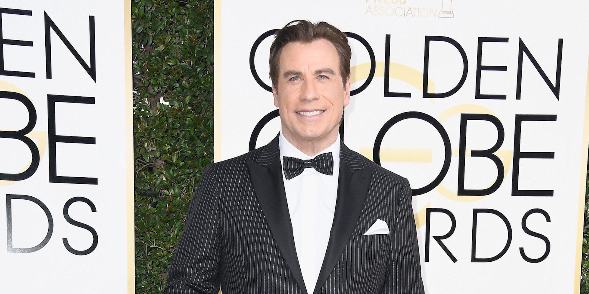 Un masajista denunció a John Travolta por acoso sexual hace 17 años