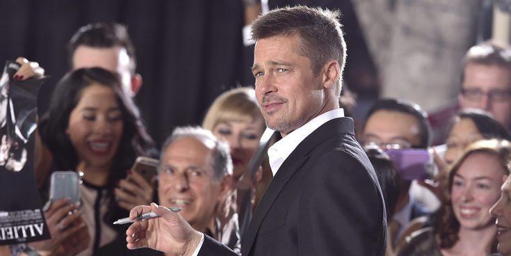 Brad Pitt quiere resolver los problemas de la custodia de sus hijos con Angelina Jolie