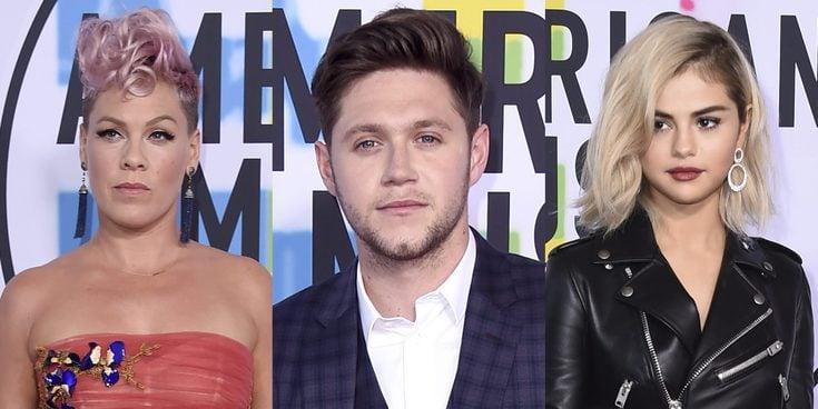 Bruno Mars, Shakira, Luis Fonsi y Keith Urban triunfan en los American Music Awards 2017