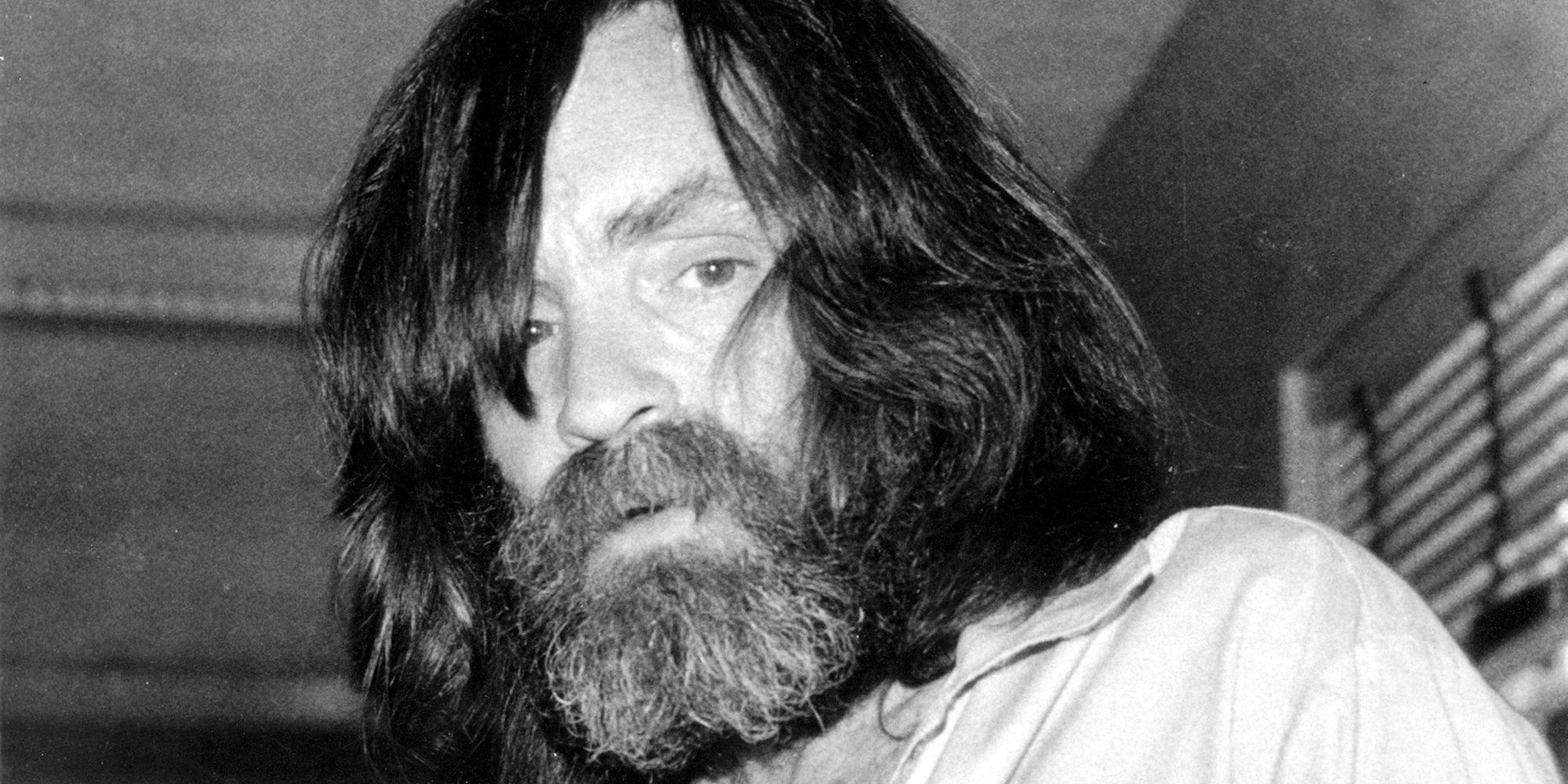 Muere Charles Manson a los 83 años: Así fue la vida del siniestro asesino
