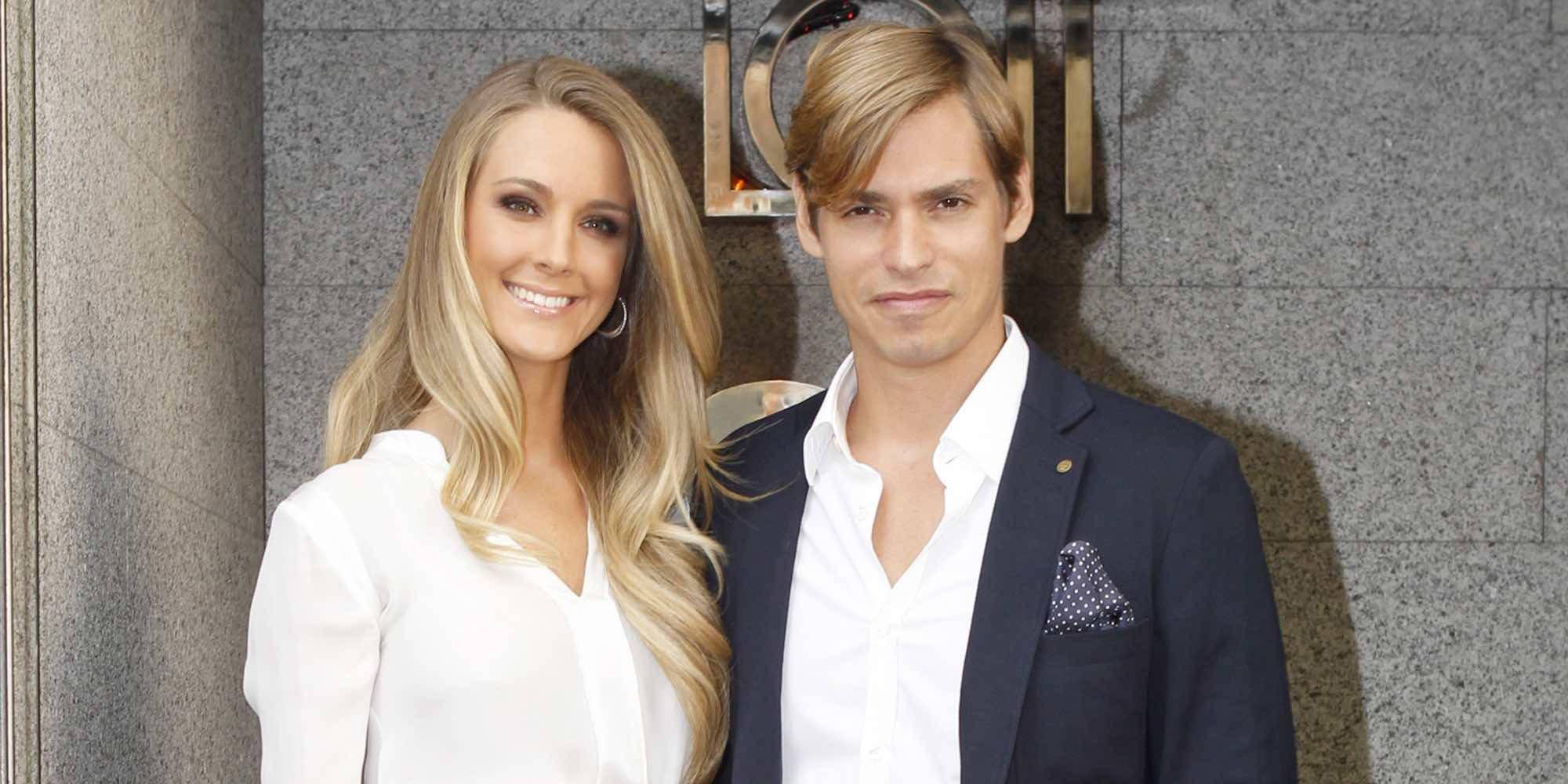 Carlos Baute y Astrid Klisans desvelan el sexo y el nombre de su segundo hijo