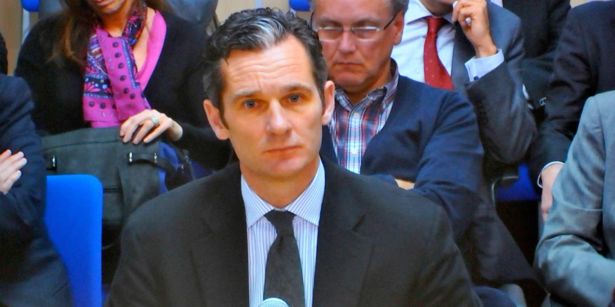 Iñaki Urdangarín vuelve a pedir su absolución al Tribunal Supremo