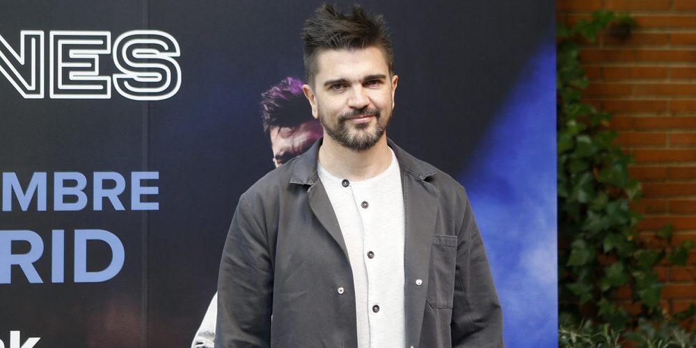 """Juanes: """"La relación con Malú, Manuel Carrasco y Pablo López en 'La Voz 5' es excelente"""""""