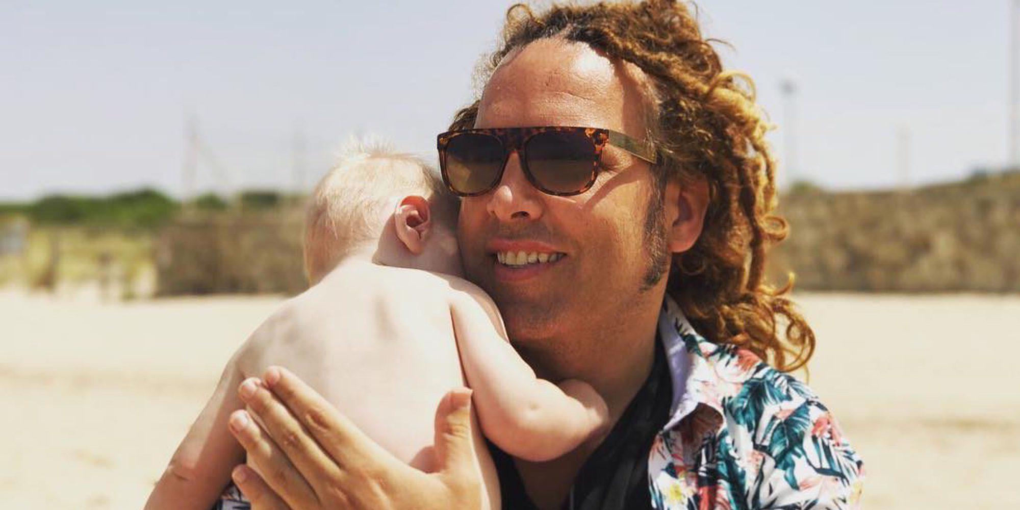 Los grandes momentos que ha vivido Torito desde que es padre de Nathan