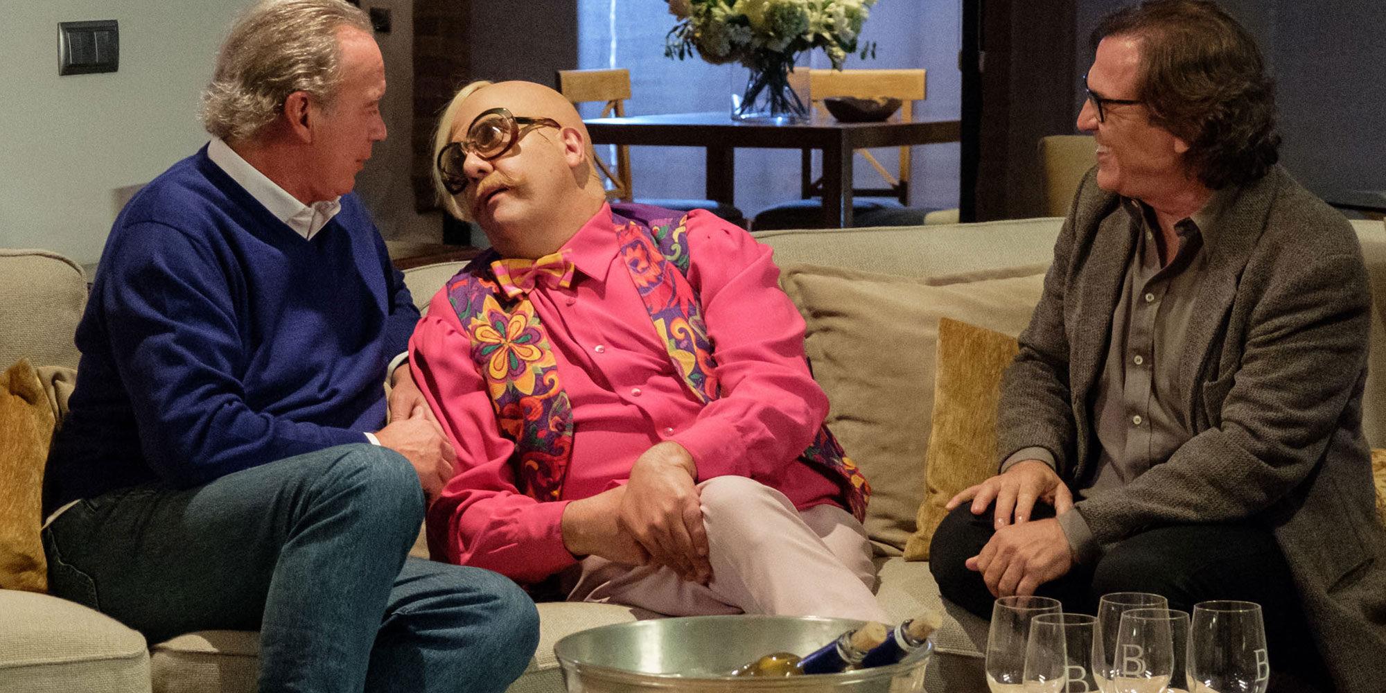 Pepe Navarro anuncia su vuelta a la televisión en 'Mi casa es la tuya'