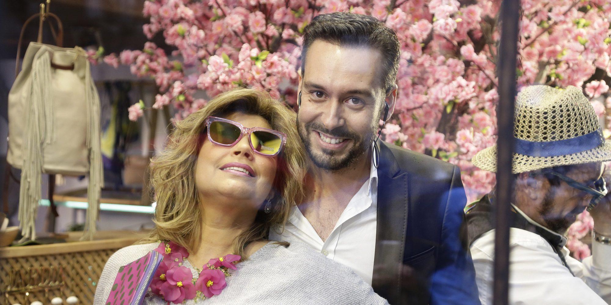 """Kike Calleja, sobre Terelu Campos: """"La he amado mucho, con locura"""""""