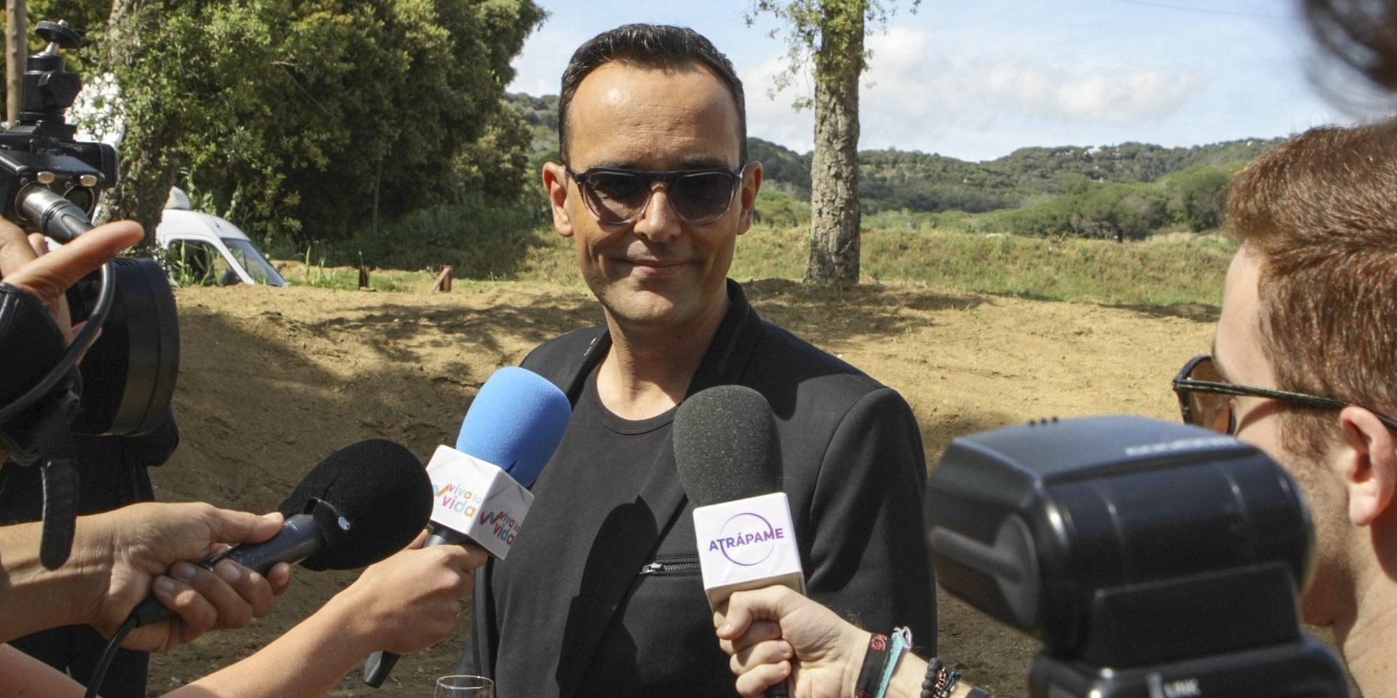"""La bonita declaración de amor de Risto Mejide a Laura Escanes: """"Es muchísimo más bella por dentro"""""""