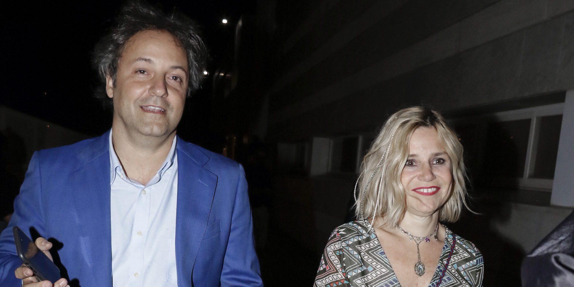 La foto que podría confirmar la boda entre Eugenia Martínez de Irujo y Narcís Rebollo en Las Vegas