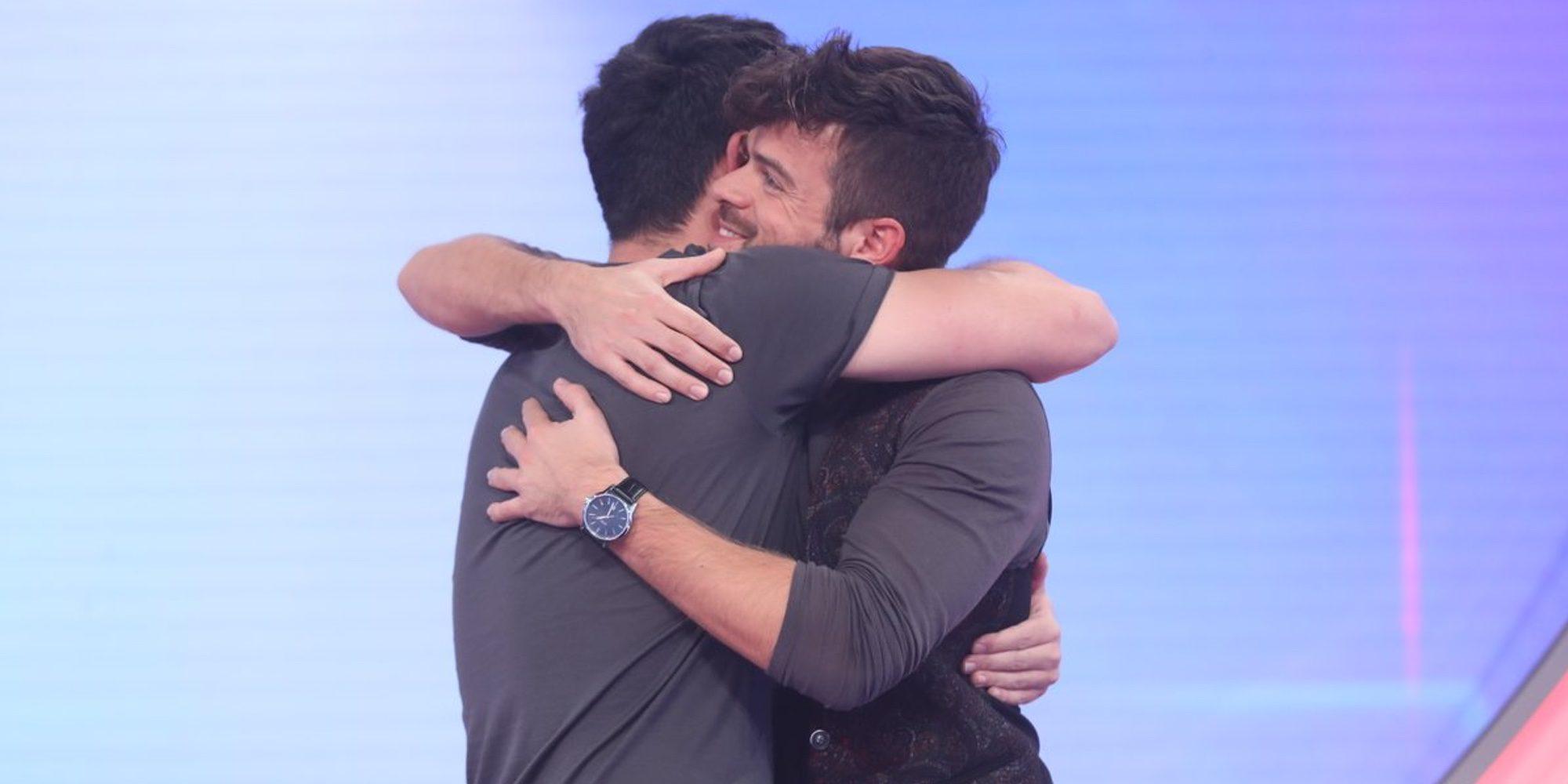 Ricky y Cepeda, nominados de la semana y Alfred, favorito de la Gala 5 de 'OT 2017'