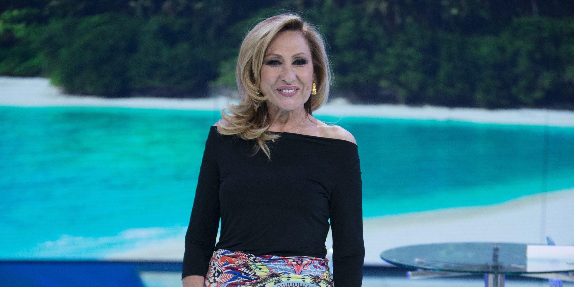 La desorbitada cantidad de dinero que cobró Rosa Benito por participar en 'Supervivientes 2011'