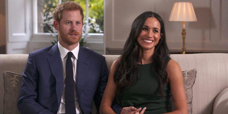 """Así fue la pedida de mano del Príncipe Harry a Meghan Markle: """"Estábamos asando pollo y se puso de rodillas"""""""
