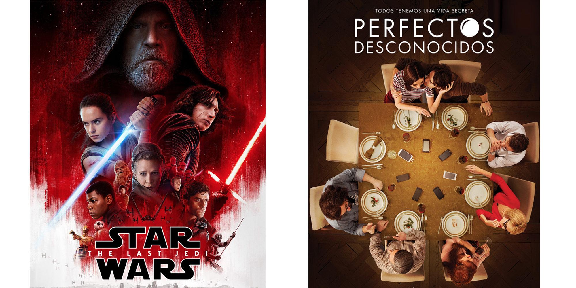 Las 5 películas más esperadas de diciembre de 2017