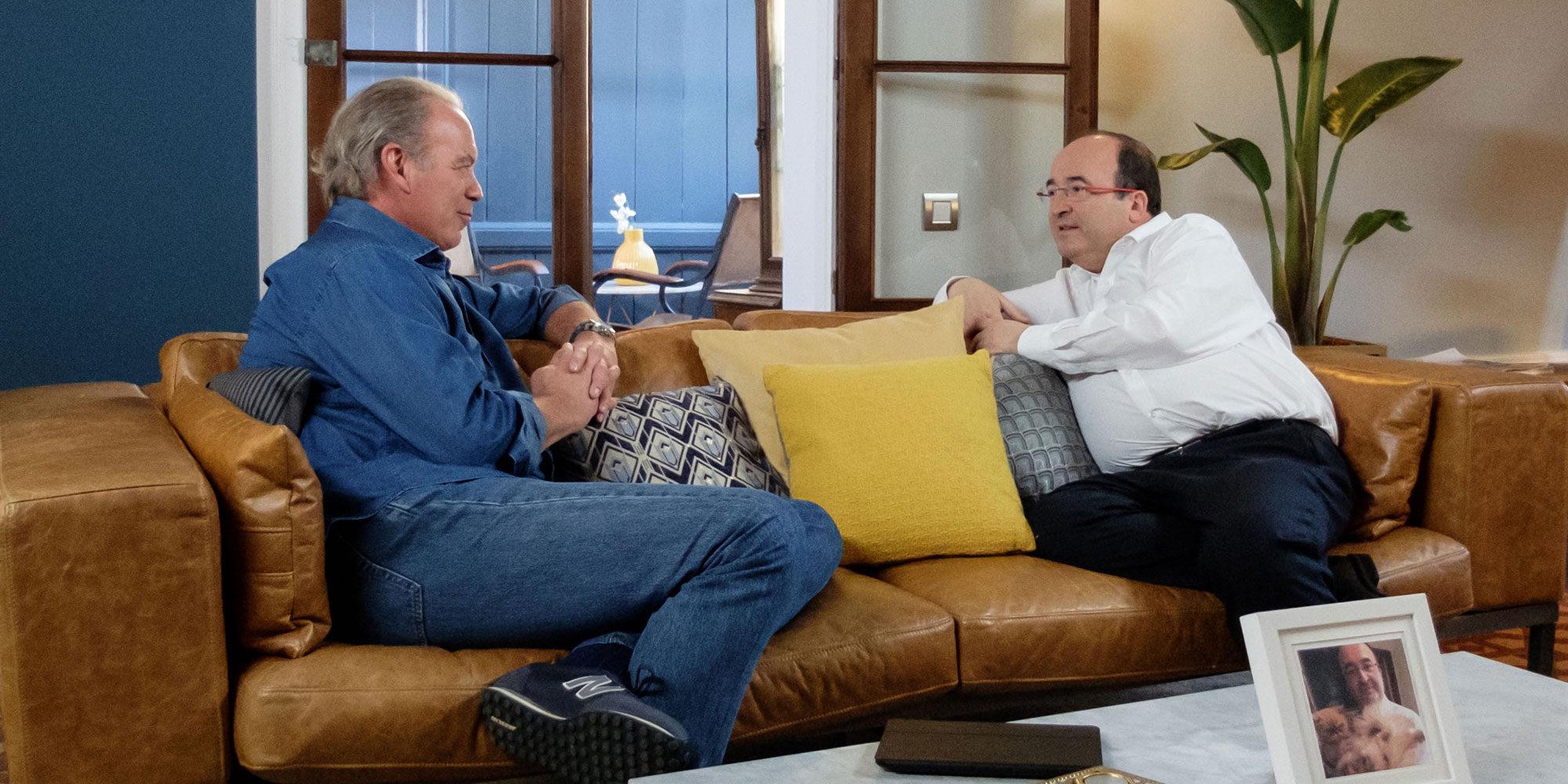 """Miquel Iceta ('Mi casa es la tuya'): """"Aún hay mucha homofobia suelta"""""""