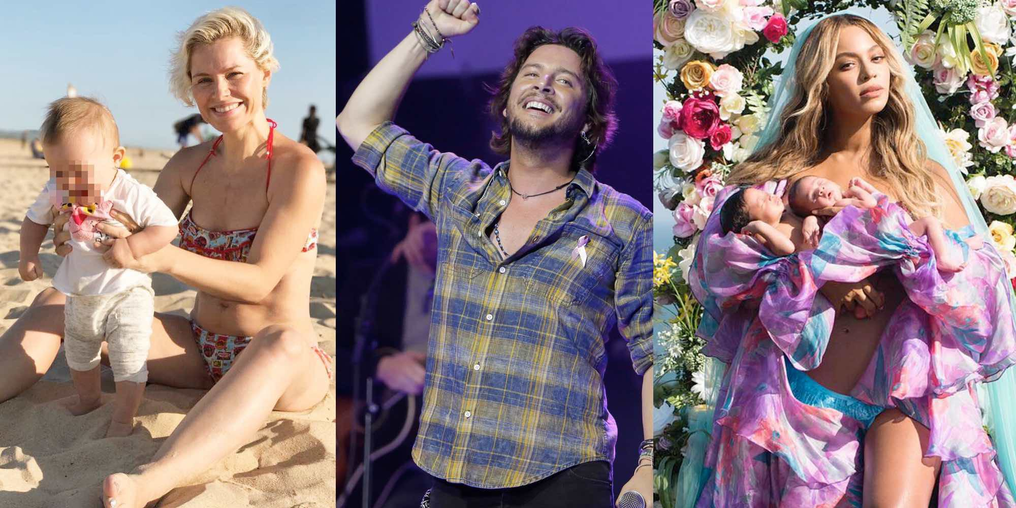 Bebés musicales: Soraya, Manuel Carrasco y Janet Jackson se han estrenado como padres en 2017