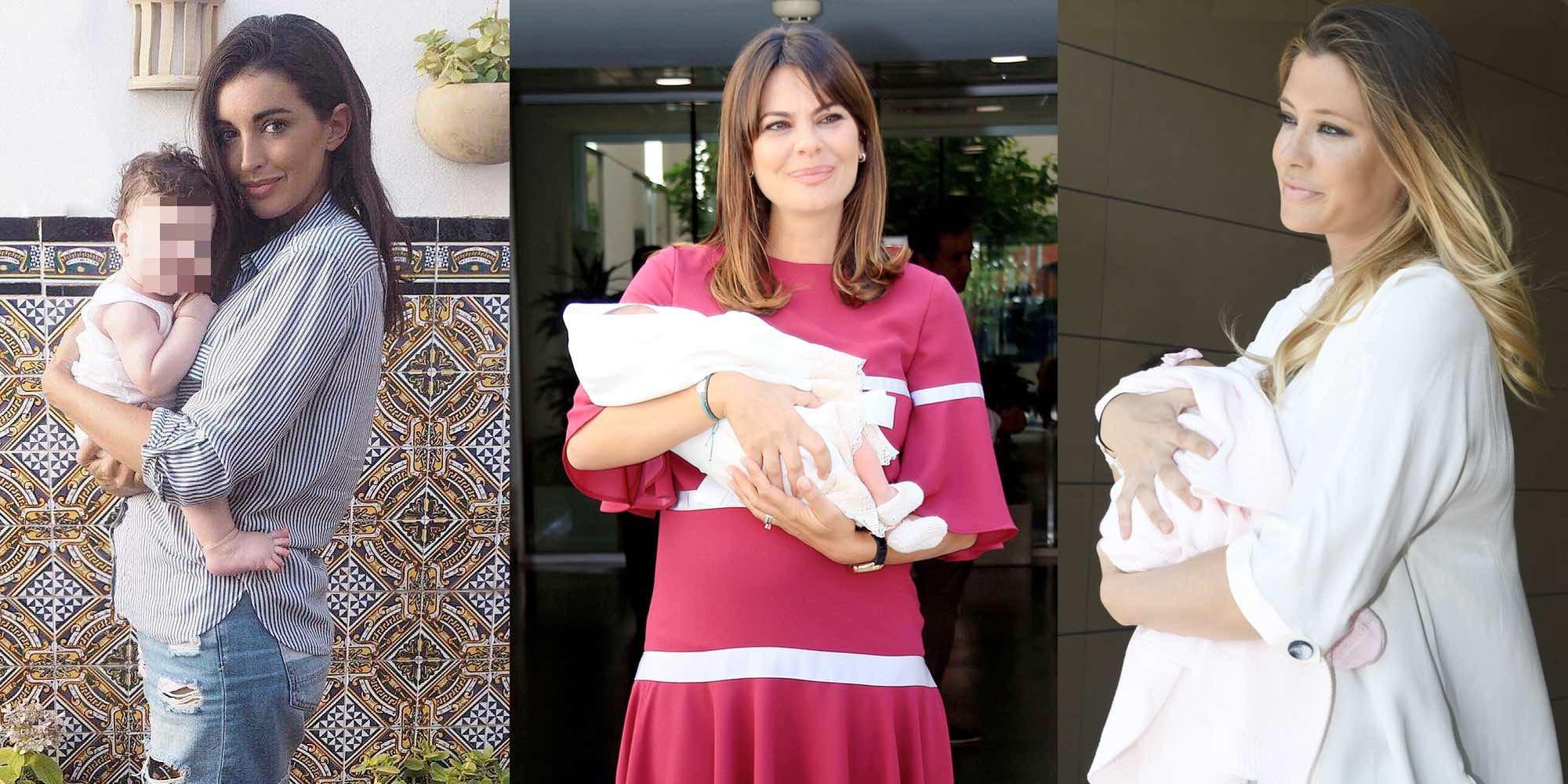 Bebés 2017: Elisabeth Reyes, Noelia López, Irina Shayk... las modelos que han sido mamás